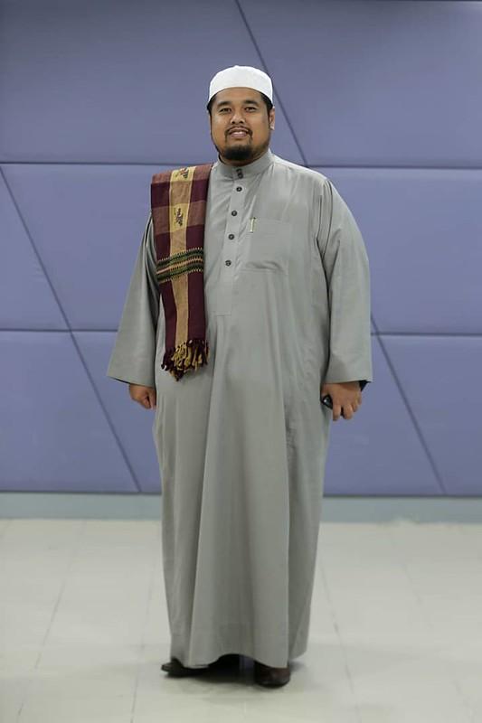 Ustaz Ahmad Termizi Haji Ali