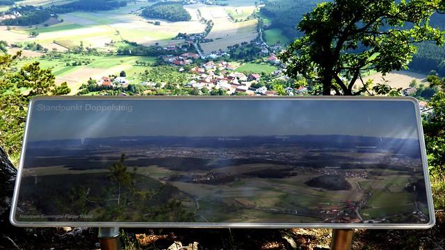 Blick auf Flatz / View on Flatz