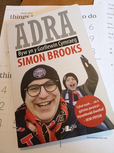 Welsh book (Adra) copy