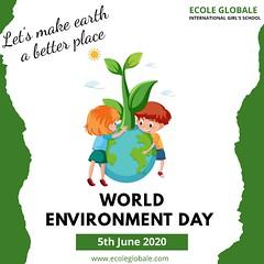 Happy Environment Day!