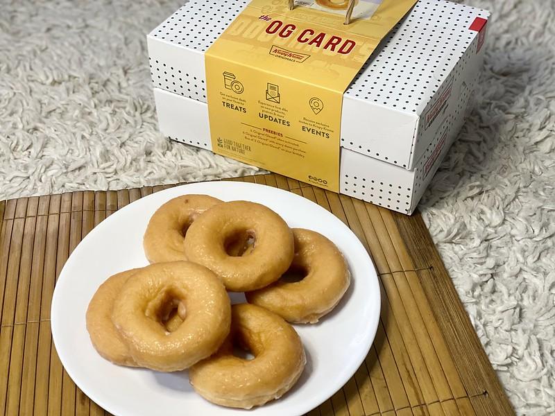 Krispy Kreme OG
