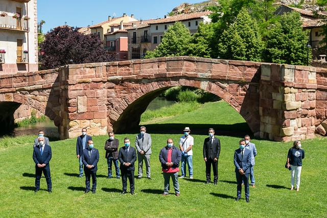 Visita a Molina de Aragón