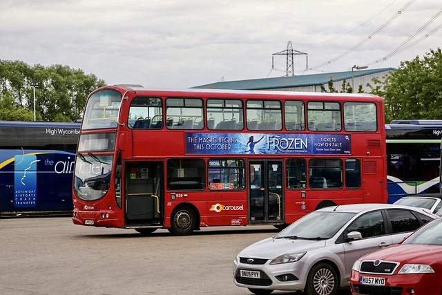 Carousel Buses 939 LX05EZN