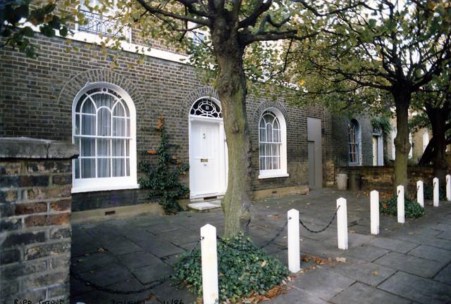Ripplevale Grove, Barnsbury, 1986 TQ3084-005