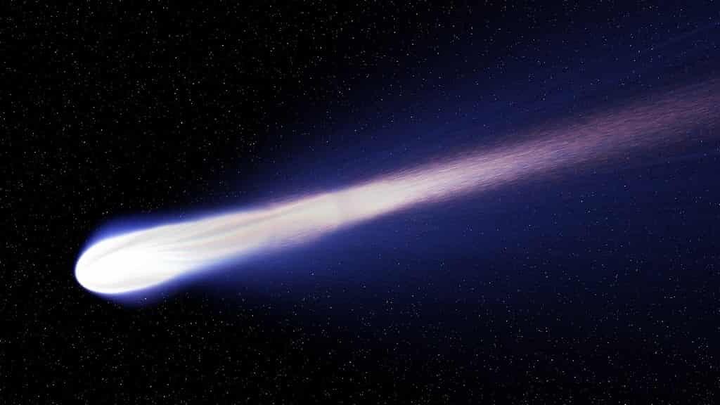 une-comète-a-une-queue-de-plus-un-milliard-de-kilomètre