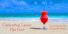 V2 Timeless Mall Celebrating Summer Mini Hunt June 12th - 30th