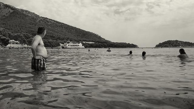 Mirando al mar, soñé....