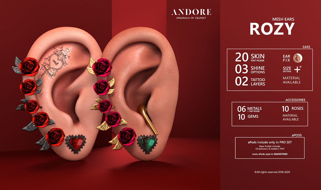 :ANDORE: @ Exclusive for WIP Event