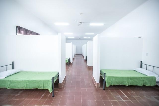 2020-06-05 DESARROLLO HUMANO: Refacciones Residencia Adultos Mayores
