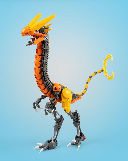 Skyline Dragon