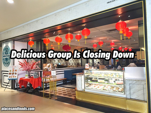 delicious group is closing down
