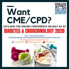 Diabetes & endocrinology 2020, July 28-29