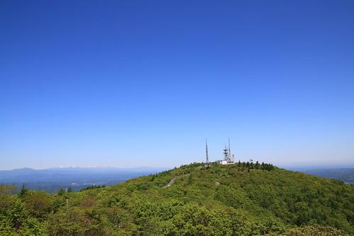 tower bluesky landscape