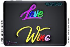 {ID} Love Wins Neon @ Second Pride