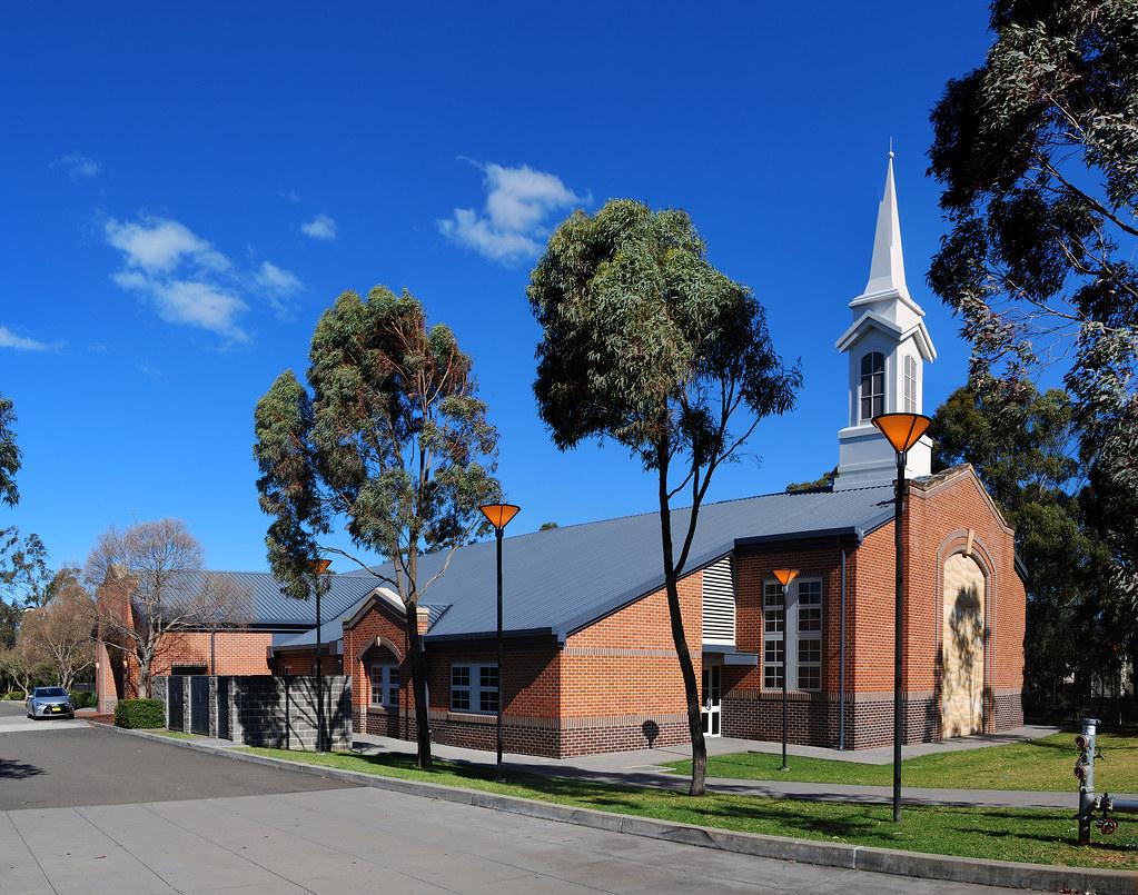 LDS Villawood, Sydney, NSW.