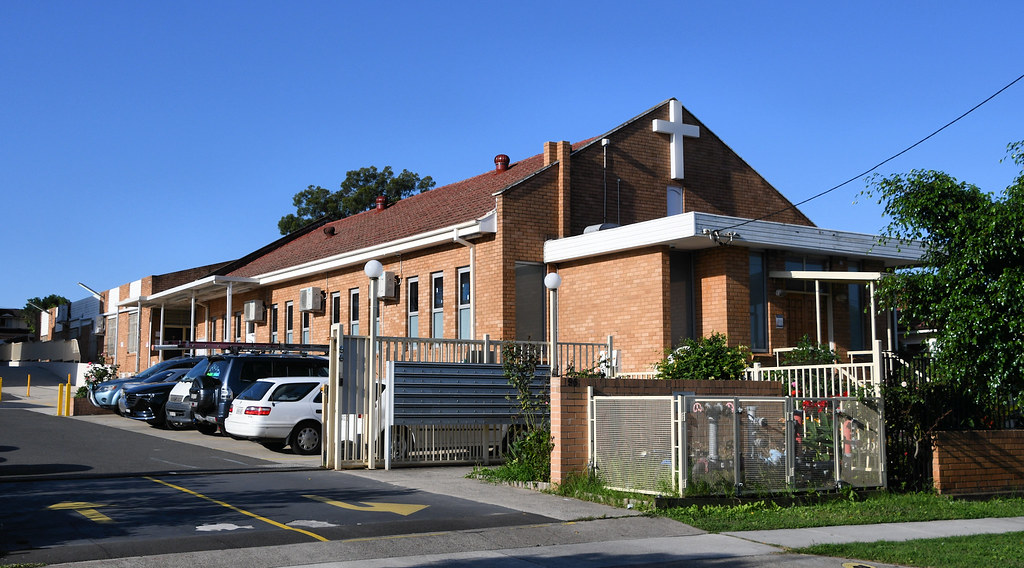 Holy Apostolic Catholic Assyrian Church of the St Marys Church, Smithfield, Sydney, NSW.