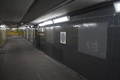 Art on the Underground Labyrinth 84 Barking