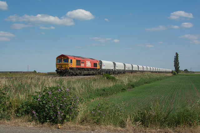66783 Manea 01/06/20 - 4M86 1702 Ely Papworth Sdgs Gbrf to March Up Yard Gbrf