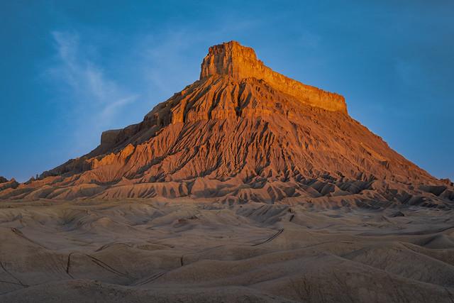 Beautiful Sunrise Butte