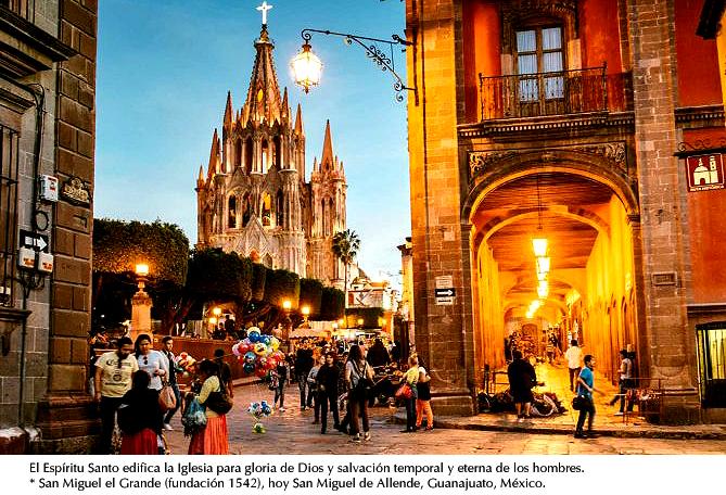 San Miguel de Allende, México