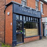 Tap and Vine micro bar in Penwortham, Preston