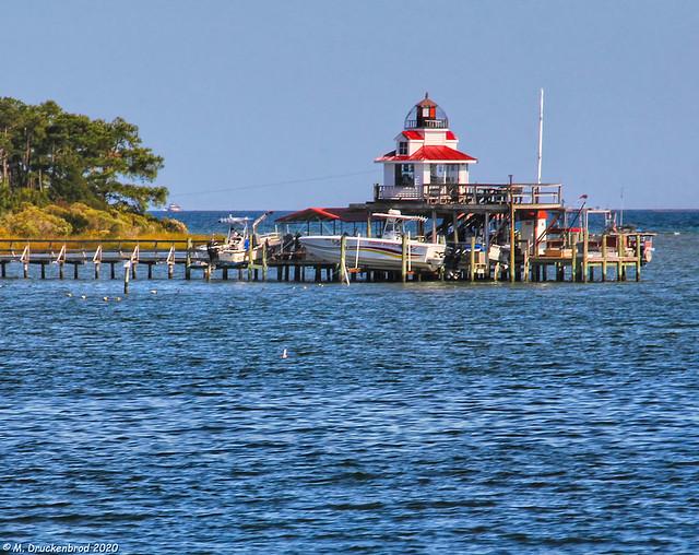 Lighthouse Oysters, Fleeton Point, Reedville, Virginia