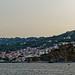 Approaching Skopelos Town (Greece) Panasonic TZ200