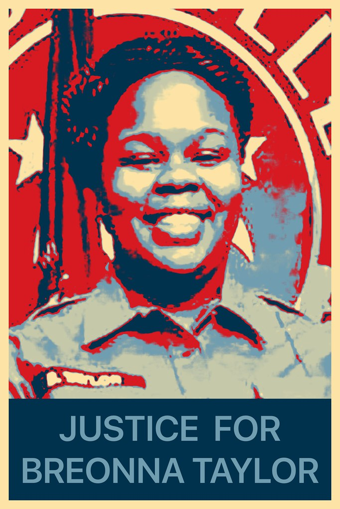 Breonna Taylor Justice For Breonna Taylor Poster Kkscobie Flickr