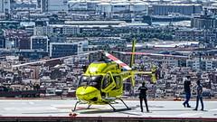 Bell 429 HB-ZOP