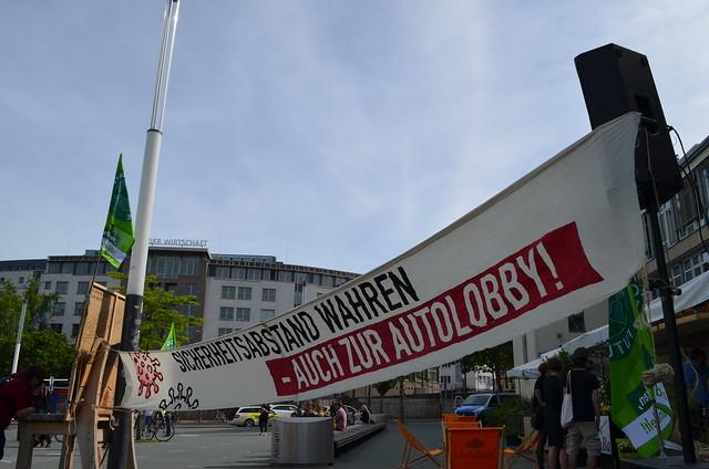 """Viernes para el futuro Kassel rally """"Economía con futuro"""" 02.06.20"""