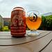 Glass of Lucky Jack Norwegian Grapefruit  Beer (Olympus OM-D EM1.2 & M.Zuiko 8mm Fisheye Prime) (1 of 1)