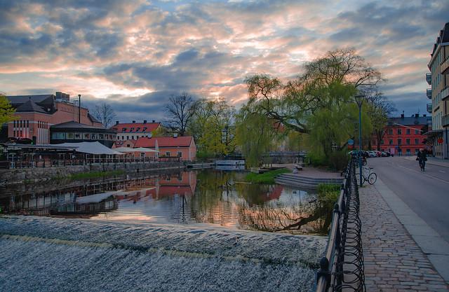 Uppsala evening