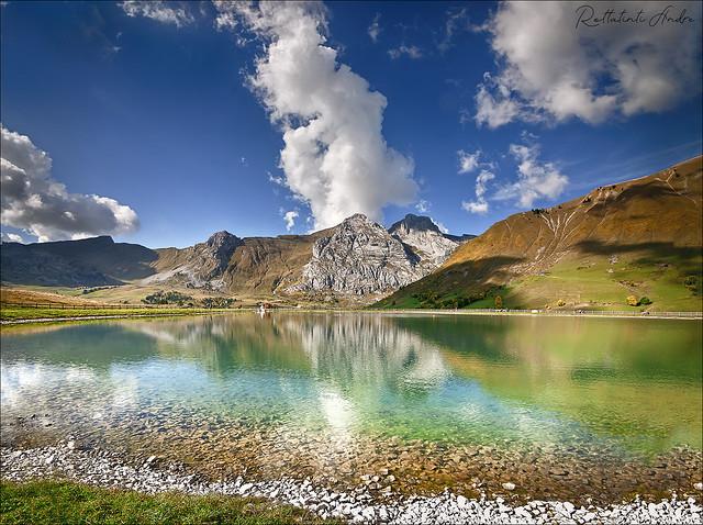 Le Chinaillon, Haute-Savoie.