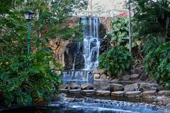 Waterfall at Picnic Point, Toowoomba