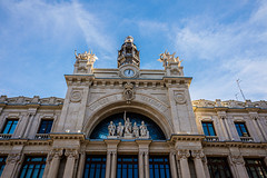 Valencia's The Impressive Main Post Office (Correos) (Fujifilm X70 Compact) (1 of 1)