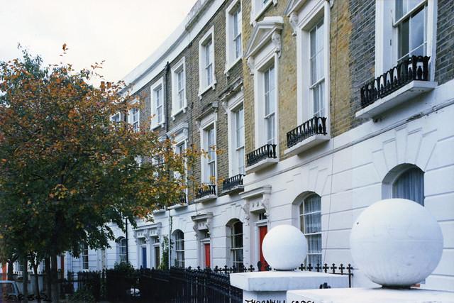 Terrace, Thornhill Crescent, Barnsbury TQ3084-003