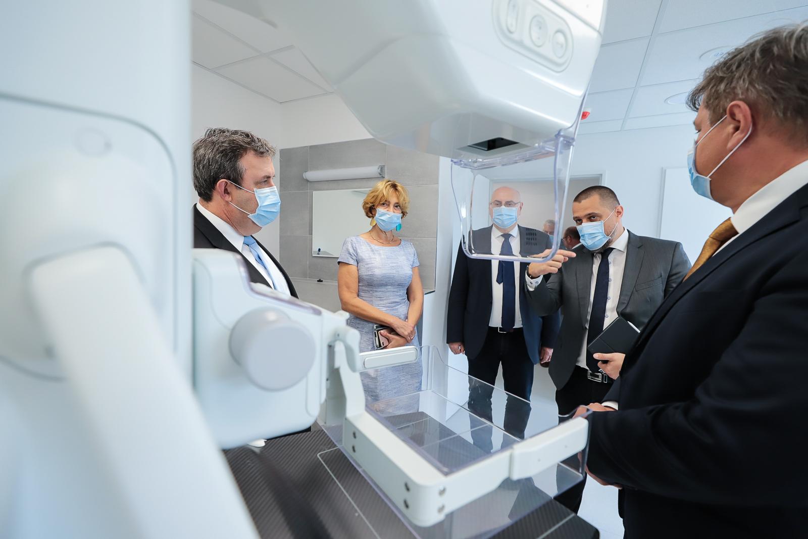 Az eddigi radiológiai