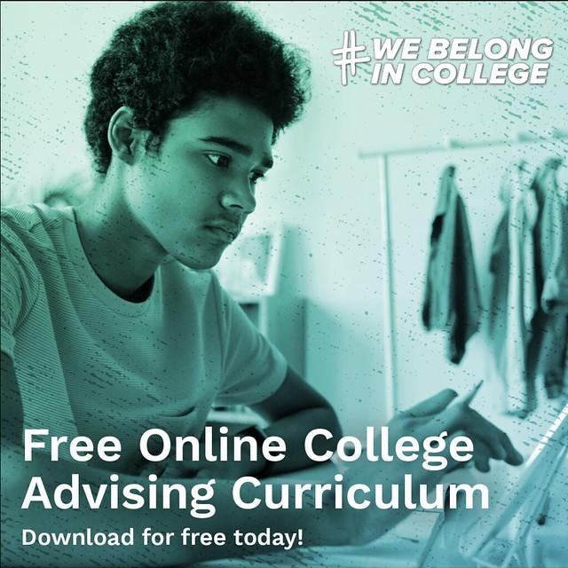 Free Online Advising College Curriculum