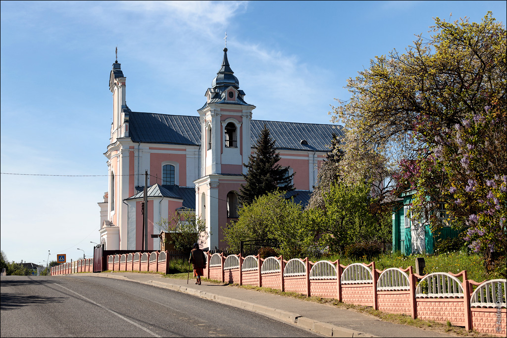 Боруны, Беларусь