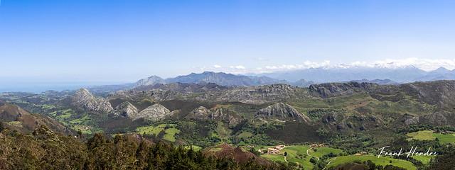 Asturias. Northern Spain