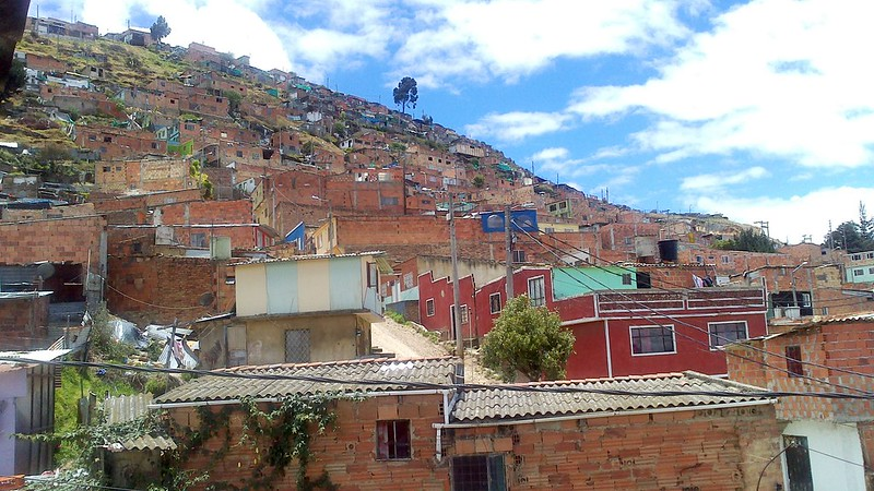 Ciudad Bolívar. Bogotá-Colombia