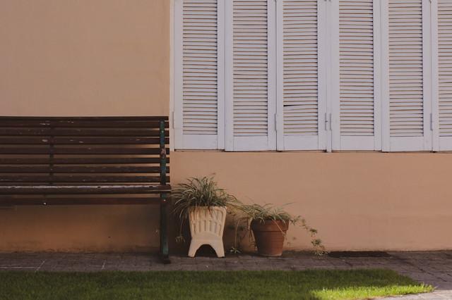 Grandpa's bench
