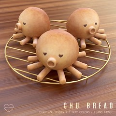 Chu Bread for The Food Court