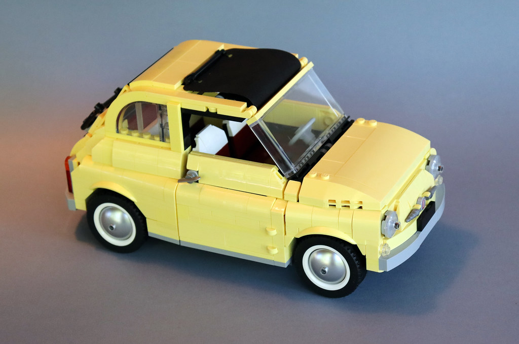 10271 Fiat 500 e