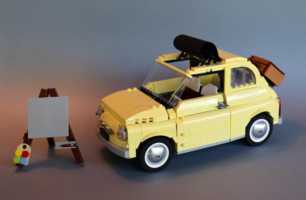 10271 Fiat 500 a