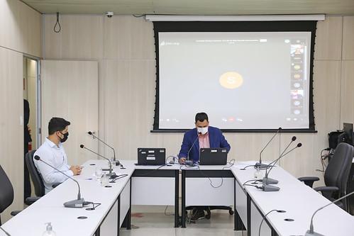 Audiência pública para discutir a revisão contratual das mensalidades dos contratos entre munícipes e instituições privadas de educação básica, em razão do novo Coronavírus