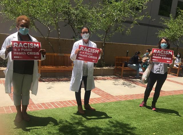 Nurses Say: Black Lives Matter