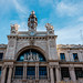 The Impressive Main Post Office (Correos) (Valencia) (Classic Chrome Effect) (Fujifilm X70 Compact)