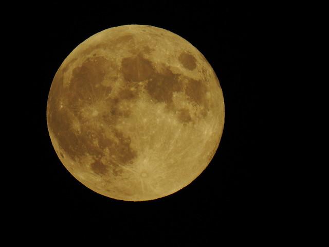 Strawberry Moon June 5th 2020 DSCN1183