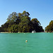 Abel Tasman National Park - Cruise - Kaiteriteri Bay View Of Kaka Island & Kaka Point